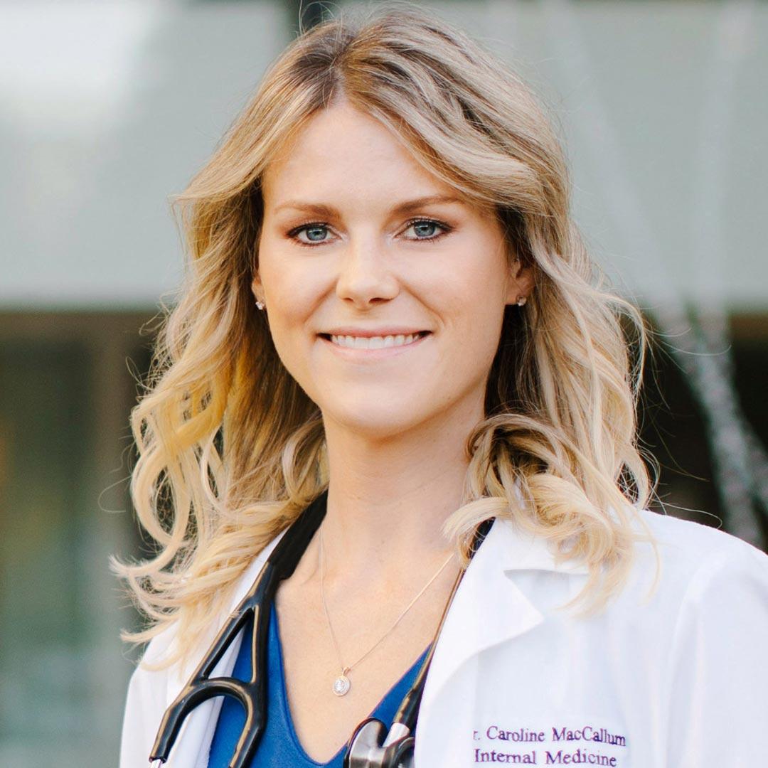 Caroline McCallum, MD, FRCPC